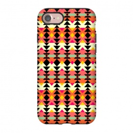 iPhone 8/7  Aztec Geometrical Pattern by Dhruv Narelia