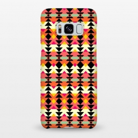 Galaxy S8+  Aztec Geometrical Pattern by Dhruv Narelia