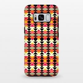 Galaxy S8 plus  Aztec Geometrical Pattern by