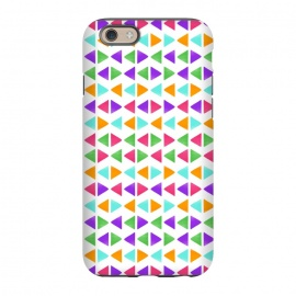 iPhone 6/6s  Colorful Triangles by Dhruv Narelia