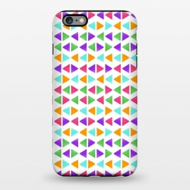 iPhone 6/6s plus  Colorful Triangles by Dhruv Narelia