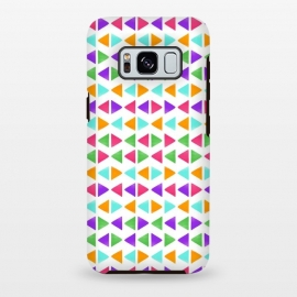 Galaxy S8 plus  Colorful Triangles by