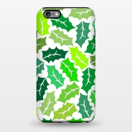 iPhone 6/6s plus  Green Leaves Pattern by Dhruv Narelia