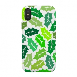 Green Leaves Pattern by Dhruv Narelia