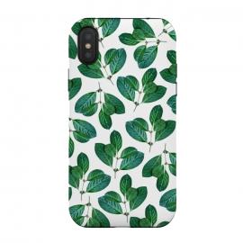 iPhone Xs / X  Lemon Leaf by