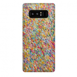 Galaxy Note 8  COLOUR LOVES YOU by Helen Joynson (FUN MODERN CHIC)