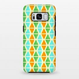 Galaxy S8 plus  triangular grid by
