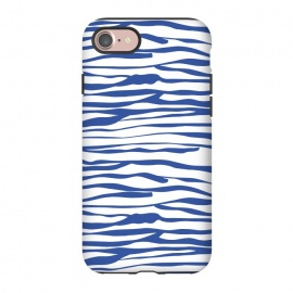 iPhone 8/7  ROYAL ANIMAL PRINT by ALIPRINTS Design Studio