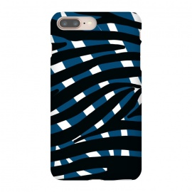 iPhone 8/7 plus  ABTRACT ZEBRA by ALIPRINTS Design Studio
