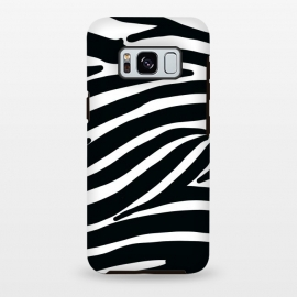 Galaxy S8+  ZEBRA ALIPRINTS by ALIPRINTS Design Studio