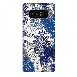 Galaxy Note 8  LAGOON VERSAILLES ALIPRINTS by ALIPRINTS Design Studio