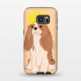 Galaxy S7  KING CHARLES by ALIPRINTS Design Studio
