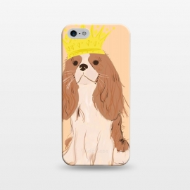 iPhone 5/5E/5s  KING CHARLES by ALIPRINTS Design Studio