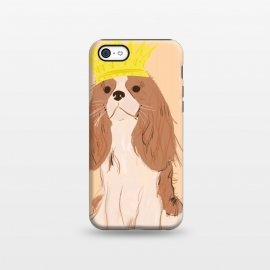 iPhone 5C  KING CHARLES by ALIPRINTS Design Studio