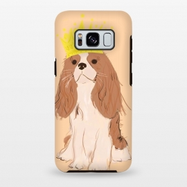 Galaxy S8+  KING CHARLES by ALIPRINTS Design Studio