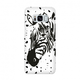Monsieur Zebra by ALIPRINTS Design Studio