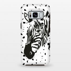 Galaxy S8 plus  Monsieur Zebra by
