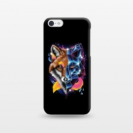 iPhone 5C  Rad Fox by Vincent Patrick Trinidad