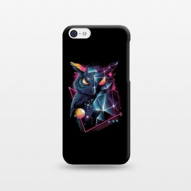 iPhone 5C  Rad Owl by Vincent Patrick Trinidad