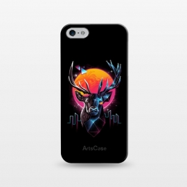 iPhone 5/5E/5s  Rad Stag by Vincent Patrick Trinidad
