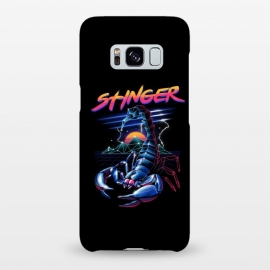 Galaxy S8+  Rad Stinger by Vincent Patrick Trinidad