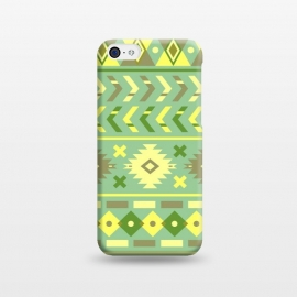 iPhone 5C  Ethnic Pattern by Dhruv Narelia
