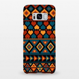 Galaxy S8+  aztec traditional pattern by Dhruv Narelia