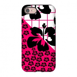 iPhone 8/7  FLORAL PATTERN by MALLIKA