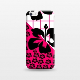 iPhone 5C  FLORAL PATTERN by MALLIKA