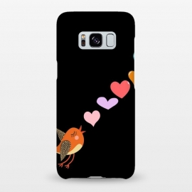 Galaxy S8+  musical bird by MALLIKA