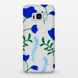 Galaxy S8+  floral pattern 4 by MALLIKA