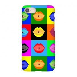 iPhone 8/7  kiss pattern by MALLIKA