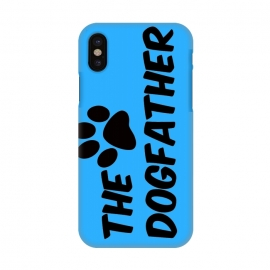 iPhone X  the dogfather by MALLIKA
