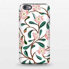 iPhone 6/6s plus  Floral Deco by Uma Prabhakar Gokhale