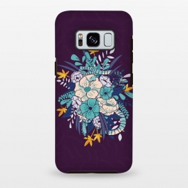 Galaxy S8 plus  Jungle Bouquet 002 by
