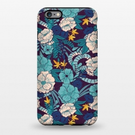 iPhone 6/6s plus  Jungle Pattern 003 by Jelena Obradovic