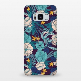 Galaxy S8+  Jungle Pattern 003 by Jelena Obradovic