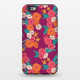 iPhone 6/6s plus  Jungle Pattern 005 by Jelena Obradovic