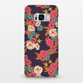 Galaxy S8+  Jungle Pattern 006 by Jelena Obradovic
