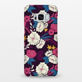 Galaxy S8+  Jungle Pattern 007 by Jelena Obradovic
