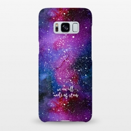 Galaxy S8+  We are all made of stars - Galaxy by Stefania Pochesci