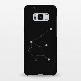 Galaxy S8+  Aquarius Zodiac Sign by Dellán (aquarius,air sign,horoscope,zodiac,astrology,astronomy,stars,constellations,astro,universe,milky way)
