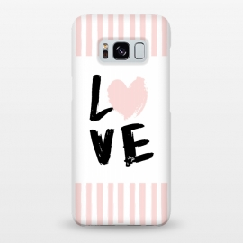 Galaxy S8+  Pink Love by Martina