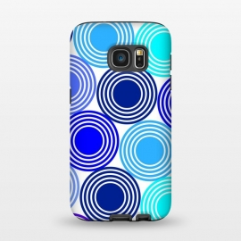 Galaxy S7  circular pattern by MALLIKA