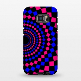Galaxy S7 EDGE  diamond pattern by MALLIKA