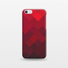 iPhone 5C  Red Underground by Sitchko Igor