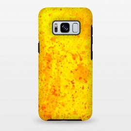 Galaxy S8+  Lava by Sitchko Igor (Minimal,splash,lava,dirty,texture,pattern)