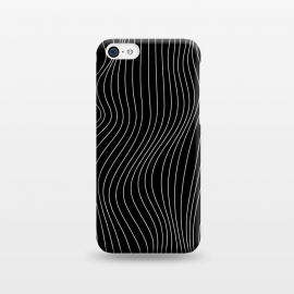 iPhone 5C  Illusion Waves 2 by Sitchko Igor