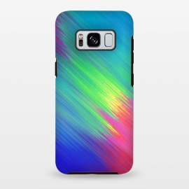 Galaxy S8+  Colorful Movement by Sitchko Igor (Texture, Pattern, Geometry, Vector, Digital art, geometric, Minimal, Minimalistic, cover,colorful,colors,splash,blur)