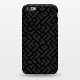 iPhone 6/6s plus  Black Labyrinth by Sitchko Igor